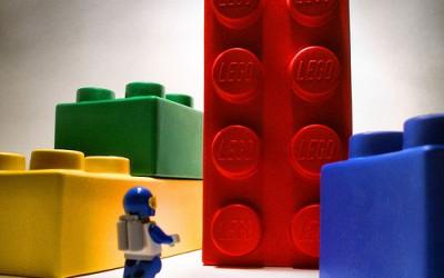 Explicando o Moodle com LEGO