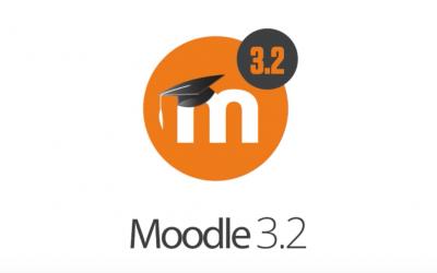 Funcionalidades Moodle 3.2